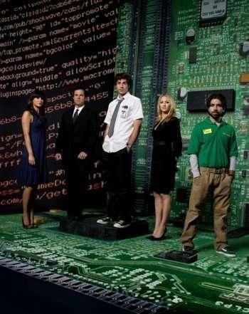 "Cast of NBC Series, ""Chuck."""