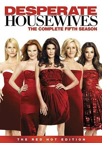 Desperate Housewives: The Complete Fifth Season movie