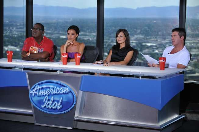 katy perry american idol judge pictures