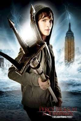 NEW PERCY JACKSON POSTER HITS THE WEB