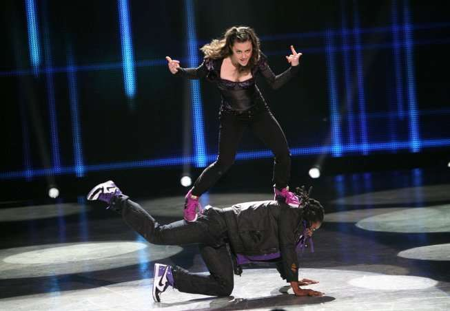 SO YOU THINK YOU CAN DANCE that aired Tuesday  Dec  15 on FOX    169 2009Kathryn Mccormick So You Think You Can Dance Hip Hop