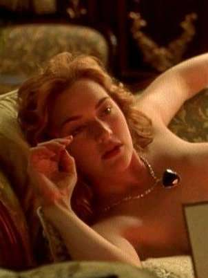 kate winslet titanic. Winslet has