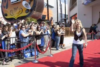 "Days of Days Fan Event -- Pictured: Alison Sweeney at the ""Days of Days"" Event in Universal City, CA on Saturday, November 7th -- NBC Photo: Chris Haston"