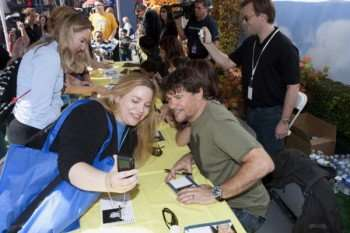 Pictured: Peter Reckell at the &quot;Days of Days&quot; Event in Universal City, CA on Saturday, November 7th -- NBC Photo: Chris Haston