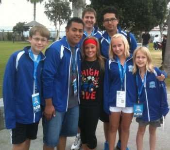 Shawn Johnson and Several WII Games Finalists