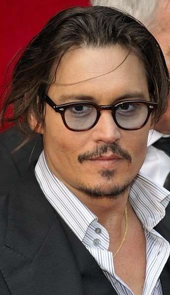 Johnny Depp courtesy nicogenin (CC-SA 2.0)