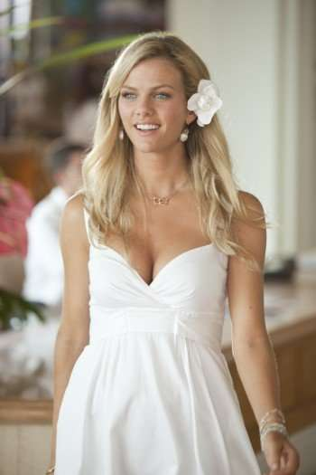 Sports Illustrated swimsuit model Brooklyn Decker has her eyes set on ...