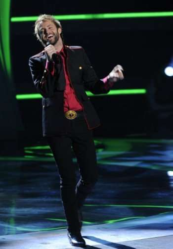 american idol paul mcdonald. Did you watch American Idol