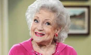 With a hit movie and a hit series betty white is a lucky old broad