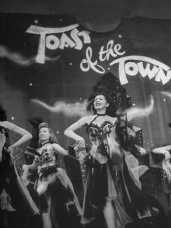 chorus-girls-performing-on-the-tv-program-toast-of-the-town