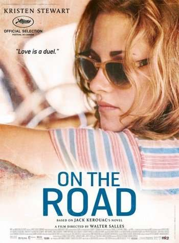 kristen-stewart-on-the-road-poster