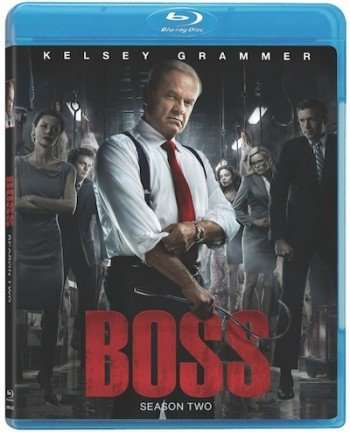 Boss (LionsGate Home Entertainment)