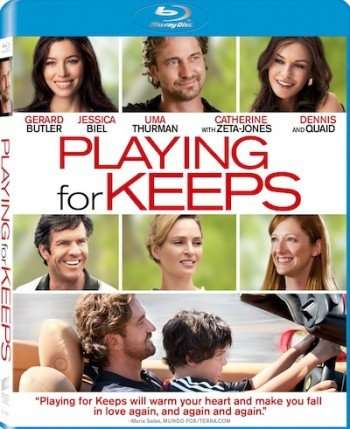 Playing For Keeps (Sony Pictures Home Entertainment)