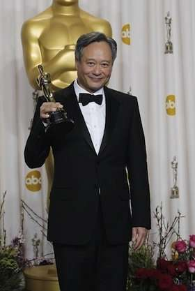 Ang Lee/Oscars (ABC/CR: Rick Rowell)