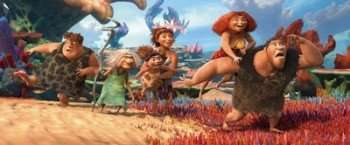 The Croods (DreamWorks Animation)