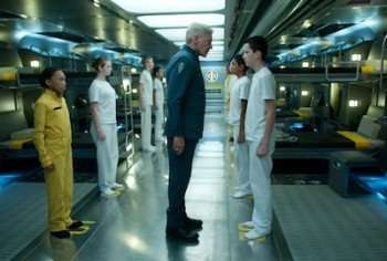 Ender's Game (Summit Entertainment, CR: Richard Foreman Jr.)