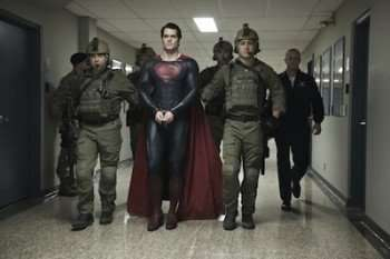 Man of Steel (Warner Bros. Pictures, CR: Clay Enos)