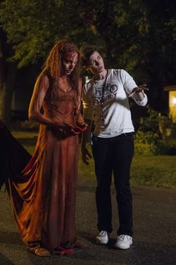 Carrie (MGM/Screen Gems, CR: Michael Gibson)