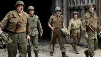 The Monuments Men (Sony Pictures/Columbia Pictures)