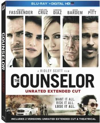 The Counselor (20th Century Fox Home Entertainment)