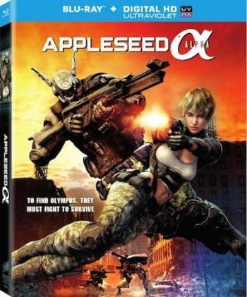 Appleseed: Alpha (Sony Pictures Home Entertainment)