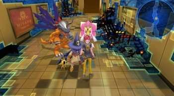 Digimon Story Cyber Sleuth (Bandai Namco Entertainment America Inc.)