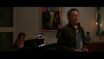 "Amber Heard & Christopher Walken in ""One More Time"" (Anchor Bay Entertainment)"
