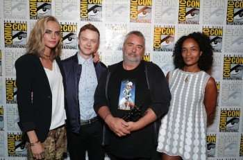 EuropaCorp Presents Luc Besson's Valerian and the City of a Thousand Planets at 2016 Comic-Con