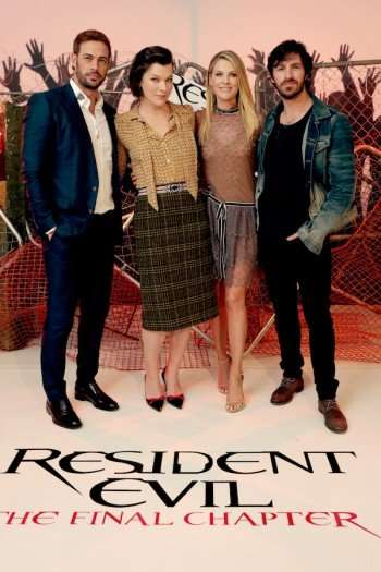 """Screen Gems' """"Resident Evil: The Final Chapter"""" Photo Call"""