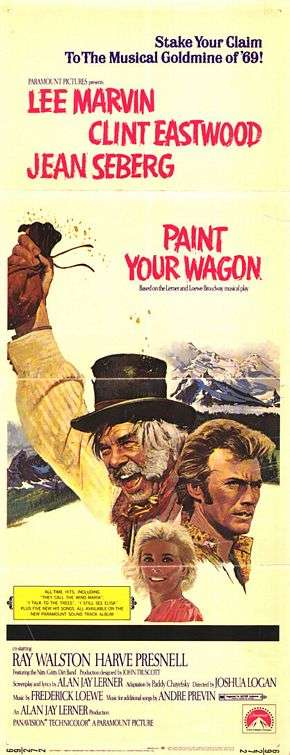 on this day in movies paint your wagon hollywood outbreak