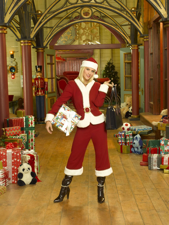 santa baby 2 christmas maybe jenny mccarthy stars as mary class on abc familys - Santa Baby 2 Christmas Maybe
