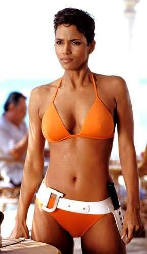 Halle Berry Chica Bond