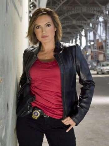 LAW & ORDER: SPECIAL VICTIMS UNIT -- Pictured: Mariska Hargitay as Det. Olivia Benson -- NBC Photo: Justin Stephens