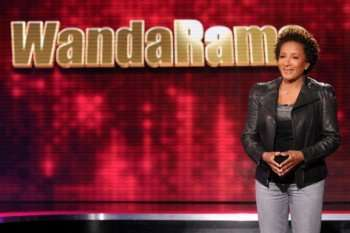 Wanda Sykes hosts THE WANDA SYKES SHOW Saturdays (11:00 PM-Midnight ET/PT) on FOX. ©2009 Fox Broadcasting Co. CR: Ray Mickshaw/FOX
