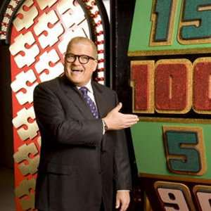 """Drew Carey hosts """"The Price is Right."""" Photo courtesy of CBS."""