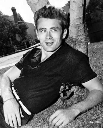 ON THIS DAY IN SHOW BIZ: JAMES DEAN APPEARS IN PEPSI COMMERCIAL