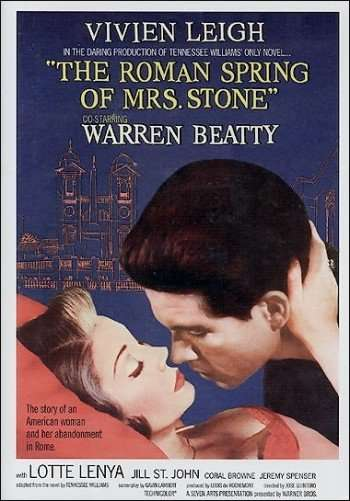 Hollywood Movie The Roman Spring Of Mrs