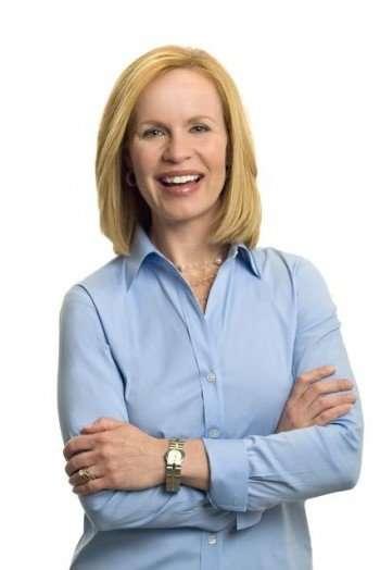 NEWS - Correspondent ELISABETH LEAMY (ABC/STEVE FENN). ELISABETH LEAMY