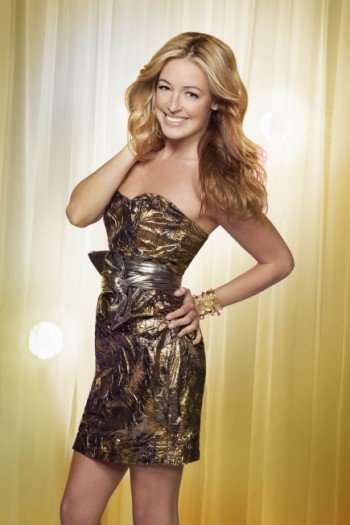 Cat Deeley hosts SO YOU THINK YOU CAN DANCE on FOX, but she's also the front-woman for the United Kingdom version of the hit reality show. ©2009 Fox Broadcasting Co. CR:Michael Williams/FOX