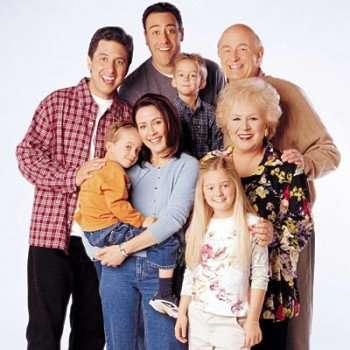 """Everybody Loves Raymond"" cast."