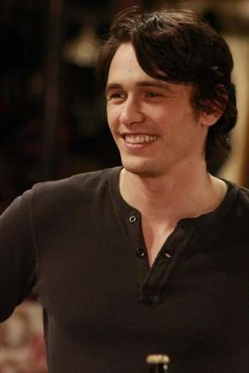 GENERAL HOSPITAL - Award-winning actor James Franco returns to GENERAL HOSPITAL in the role of bad boy performance artist Franco. His first airdate is Wednesday, June 30, 2010, just as the summer storyline of the long-running daytime drama gets into high gear. The wickedly brilliant Franco will take the citizens of Port Charles on a wild ride of mystery, music, murder and mayhem. Currently nominated for 18 Daytime Emmys, GENERAL HOSPITAL airs weekdays (3:00 p.m. - 4:00 p.m., ET) on the ABC Television Network and at 10 pm ET/PT on SOAPnet. GH09 (ABC/Ron Tom) JAMES FRANCO