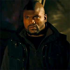 Quinton Jackson On An A Team Rampage Hollywood Outbreak
