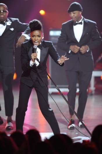 Pictured: Janelle Monae performing on SO YOU THINK YOU CAN DANCE. ©2010 Fox Broadcasting Co. Cr: Frank Micelotta/FOX