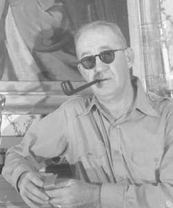 John Ford in 1946