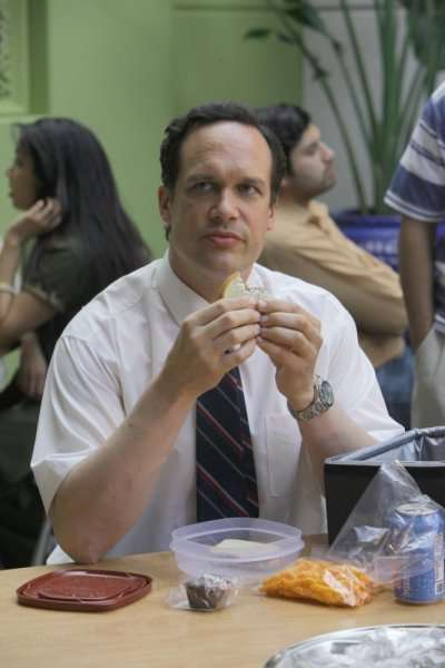 Diedrich Bader stars in Outsourced - Photo by: Harper Smith/NBC