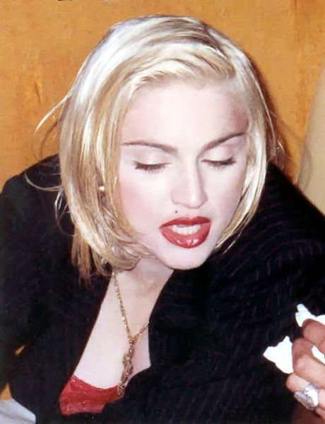 Madonna photo by Alan Light