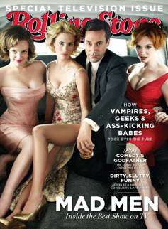 Mad Men issue of Rolling Stone