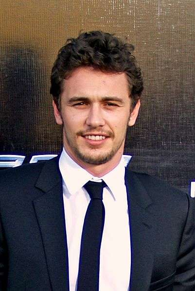 James Franco at the premiere of Spider-Man 3 in Queens, NY (12/31/2008). Photo credit: David Shankbone.