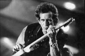 Keith Richards in 1995