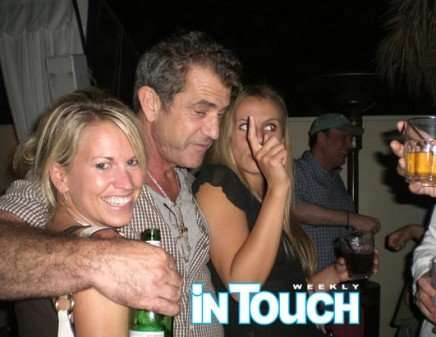 Mel Gibson courtesy In Touch Weekly
